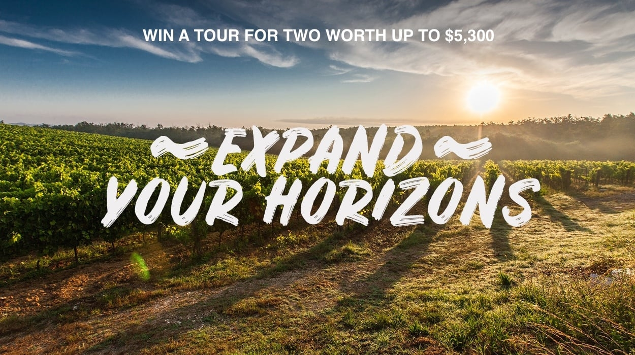 Win a Trip for Two! - Expand your Horizons - TourRadar