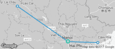 Hanoi - Sapa - Glory Legend Cruises 7Days/6Nights - 5 destinations