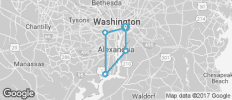 Spotlight on Washington, D.C. Exploring America\'s Capital (Washington, D.C. to Washington, D.C.) (2018) - 5 destinations