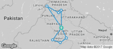 Amritsar & the Golden Triangle - 13 Days - 10 destinations