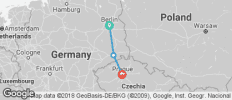 Berlin and Prague - 3 destinations