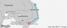 Southern Vietnam Adventure (Hoi An to Ho Chi Minh City) - 4 destinations