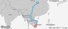 Xi\'an To Ho Chi Minh City (32 Days) Far East Explorer - 10 destinations