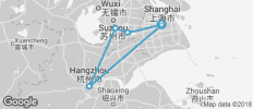 6 Days Shanghai, Suzhou and Hangzhou Tour - 5 destinations