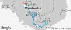 Fascinating Vietnam, Cambodia & the Mekong River – Northbound 2019 - 12 destinations