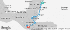 Real Central America - 15 destinations