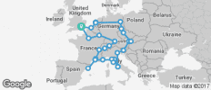 Ultimate Europe - 26 Days - 29 destinations