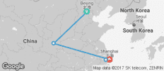 Chinese Checkers - 11 days - 5 destinations