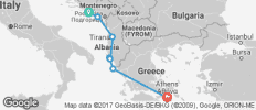 Adriatic Adventure–Dubrovnik to Athens - 7 destinations