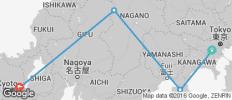 Japan Active Adventure - 4 destinations