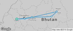 Bhutan Cultural Journey - 7 destinations