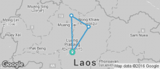 Northern Laos Explorer - 4 destinations
