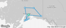 Alaskan Blt - 8 destinations
