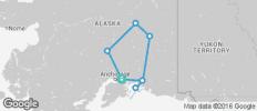 Spectacular Alaska! - 8 destinations
