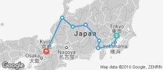 Discover Japan - 8 destinations