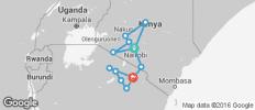 Kenya & Tanzania: The Safari Experience - 13 destinations