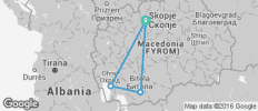 Macedonia Mountain Bike Odyssey - 4 destinations