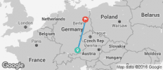 Munich & Berlin - 2 destinations