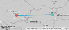 Vienna & Munich - 2 destinations