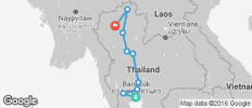 Thailand Experience - 9 destinations