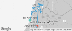 Holy Land Discovery - Faith-Based Travel - 11 destinations