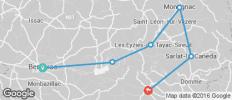 Dordogne Classic - 6 destinations