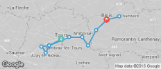 Loire Valley Classic - Villandry to Chambord Castle Tour - 12 destinations