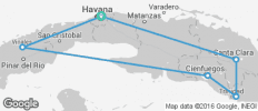 8 Day Original - 6 destinations