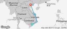 Vintage Vietnam (10 destinations) - 10 destinations