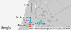 Essential Jordan, Israel & the Palestinian Territories - 4 destinations