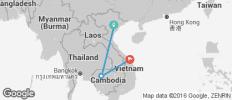 Incredible Vietnam and Cambodia Family Adventure! - 3 destinations