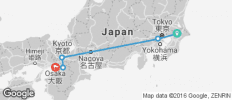 Japan Kansai - 7 Days - 5 destinations