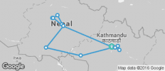 Nepal Uncovered - 14 destinations