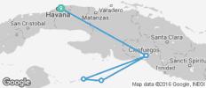 Sailing Cuba - 6 destinations