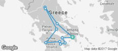 Taste Of Greece Tour - 7 Days - 11 destinations