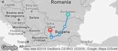 Eastern Europe Express - 6 destinations
