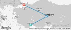 Complete Cappadocia - 6 destinations