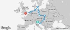 Romans to Vikings - 10 destinations