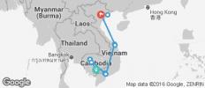 Cambodia & Vietnam Discovery - 16 destinations