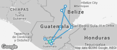 Complete Guatemala Ways (from Antigua) - 12 destinations