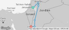 Petra, Jerash & Wadi Rum 3D/2N (from Jerusalem/Tel Aviv) - 6 destinations