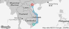 Dong Pass (Vietnam Northbound) - 7 destinations