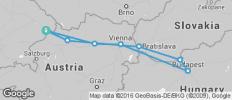 Danube Rhapsody (Passau-Budapest-Passau) - 8 destinations
