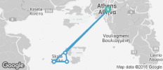 2 Day Athens Sailing Getaway! - 5 destinations