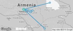 Adventure Tour - 8 destinations