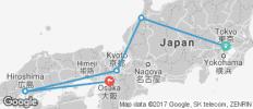 Discover Japan - 5 destinations