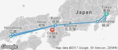 Land of the Samurai - 12 days - 9 destinations