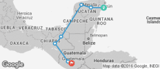 Mexico & Guatemala Highlights - 7 destinations