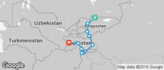 Tajikistan Discovery - 11 destinations