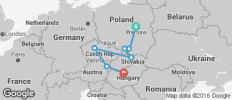 Central Europe Highlights - 7 destinations